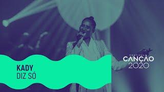 Kady - Diz só | 2ª Semifinal | Festival da Canção 2020