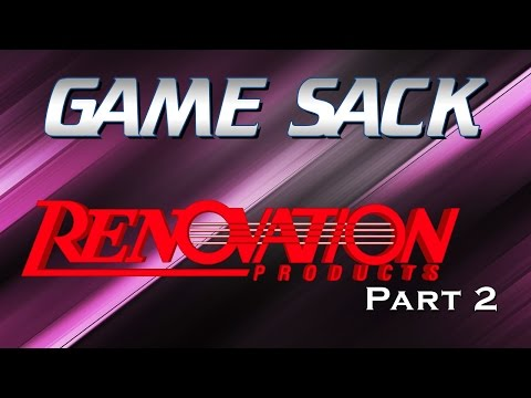 Renovation Products part 2 - Game Sack