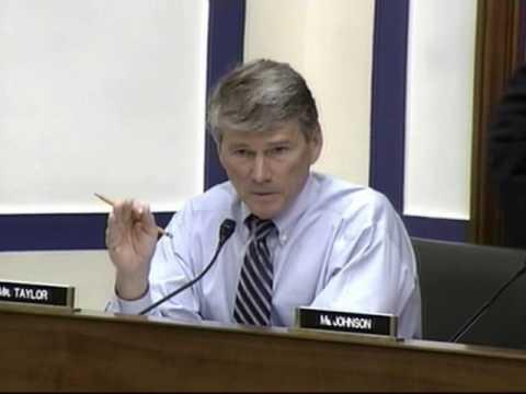 Rep. Gene Taylor (D-Miss.) Questions Coast Guard, MMS Officials