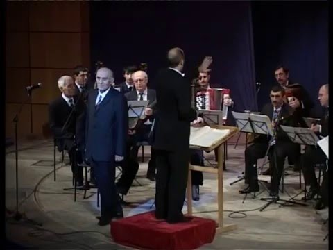 Концерт Государственного оркестра народных инструментов Республики Дагестан -  2009 год
