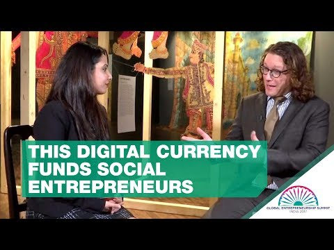 A Digital Currency To Fund Social Entrepreneurs