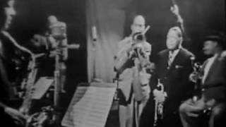 Henry Red Allen - Sound of Jazz 1957 - Wild Man Blues - Coleman Hawkins + PeeWee Russell