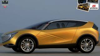 Mazda Hakaze Concept 2007 Videos