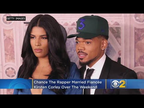 Chance The Rapper Marries Fiancee Kirsten Corley Mp3
