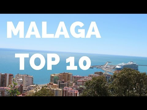 Malaga Stadt Top 10 Reiseführer - Reise deutsch 😎