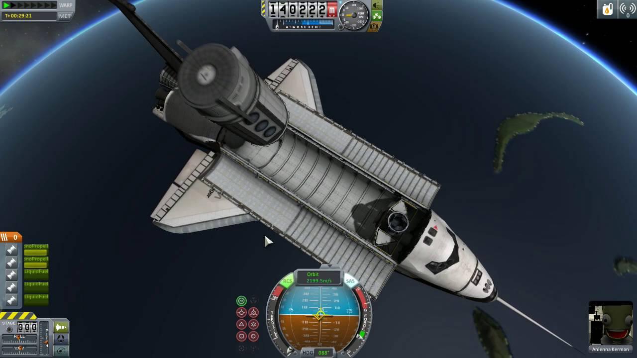 ksp space shuttle atlantis - photo #21