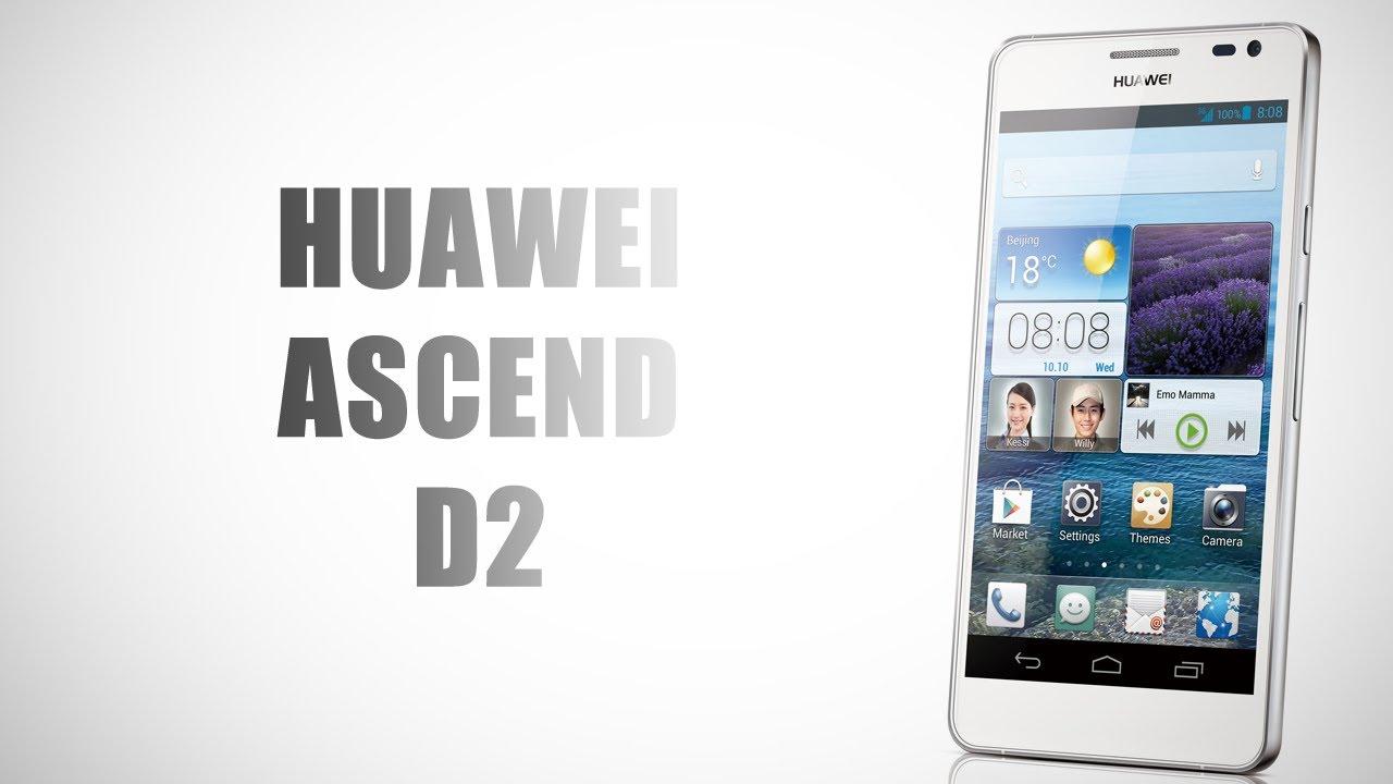 Huawei Ascend D2 recenzia - YouTube