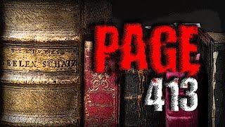 """Page 413"" | Creepypasta"