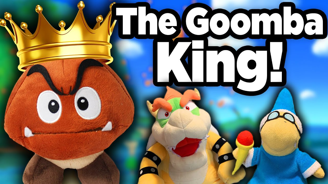 b11bb8d6a08 The Goomba King - YouTube