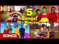 CBeebies House Songs 10 Minute Song Compilation mp3