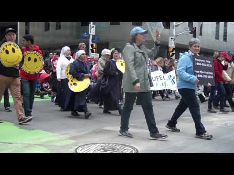 March for Life-2017-The MARCH (1)-Ottawa