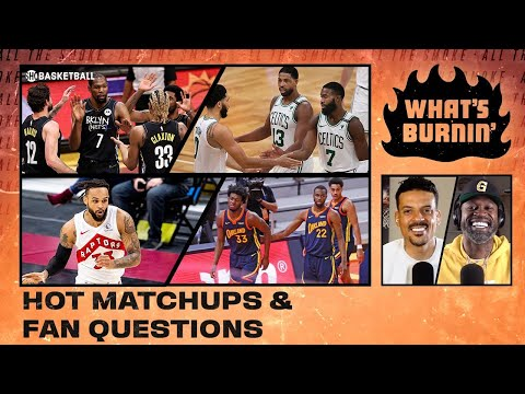 Nets-Sixers, Lakers-Jazz, Gary Trent Jr., Fan Questions | WHAT'S BURNIN' | SHOWTIME Basketball