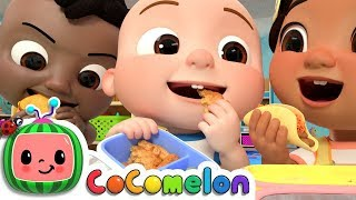 Das Mittagessen Lied | CoCoMelon Nursery Rhymes & Kids Songs