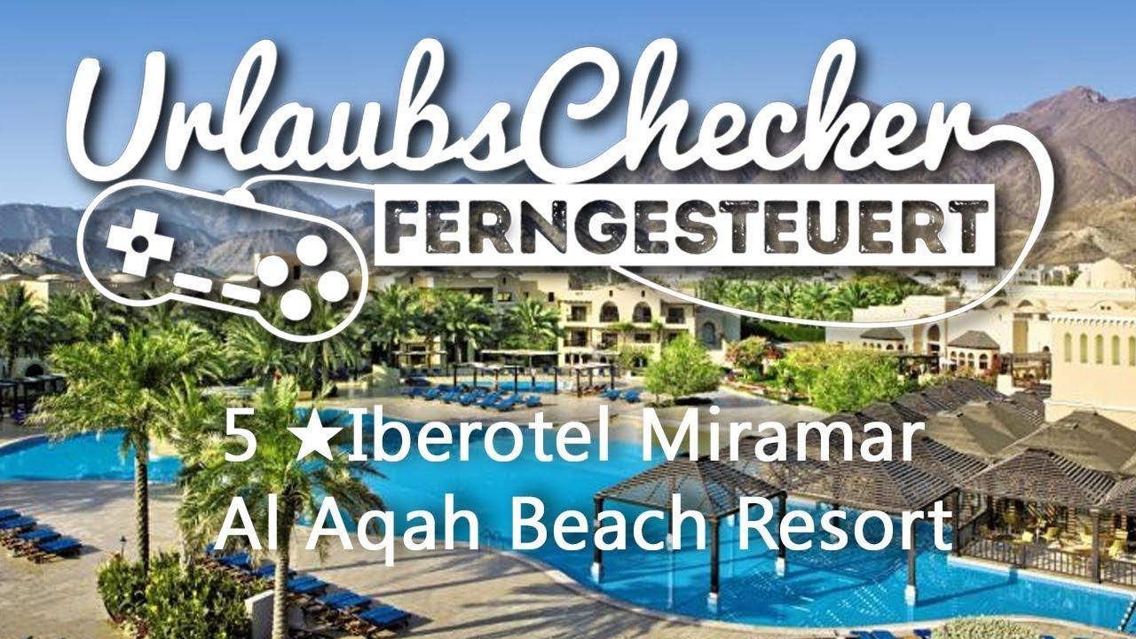 5 Iberotel Miramar Al Aqah Beach Resort Fujairah