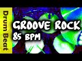 Download Backing Track - Groove Rock Drum Beat 85 BPM MP3 song and Music Video