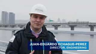 Champlain Bridge Everyday - Part 7 - Installation Of The Steel Modular Truss