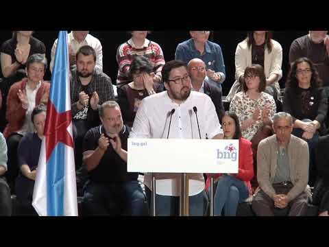 #ENA2019 - Intervención de Xabier P. Igrexas, candidato á alcaldía de Vigo
