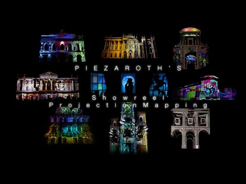 Piezaroth Showreel 2012 : A Year of Events All Around Italy