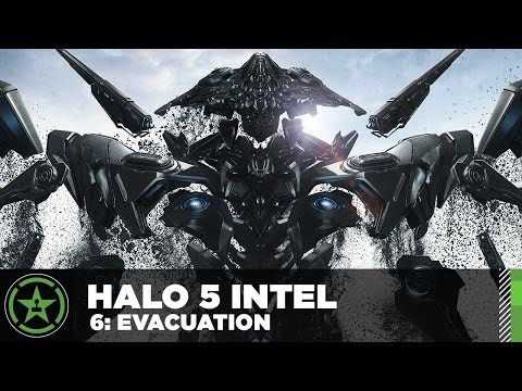 Halo 5 Intel Guide – Mission 6: Evacuation
