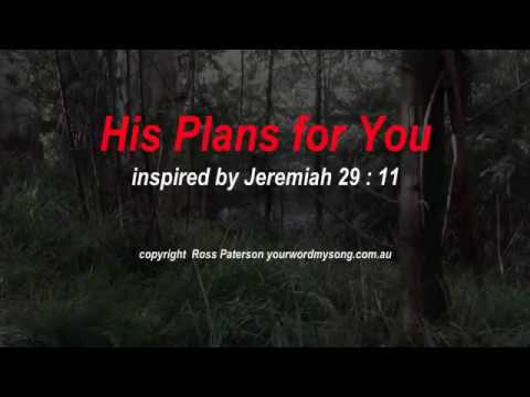 His Plans For You - instrumental