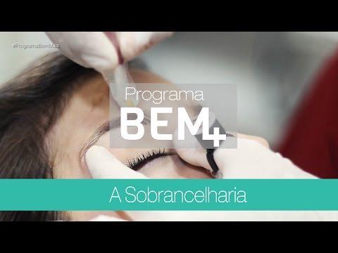A Sobrancelharia  Sorocaba/SP - Programa Bem+