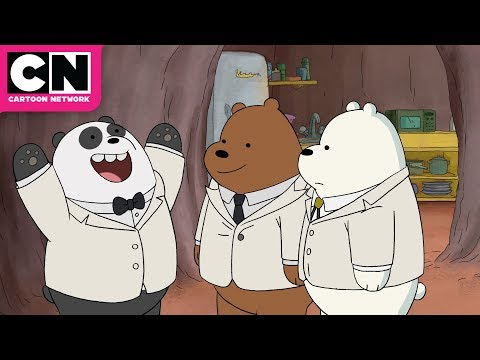 We Bare Bears | Wedding Day | Cartoon Network