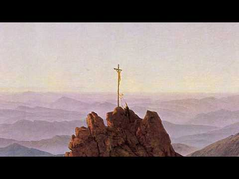 Praying with art - Geoff Wheaton SJ (Morning in the Great Mountains)