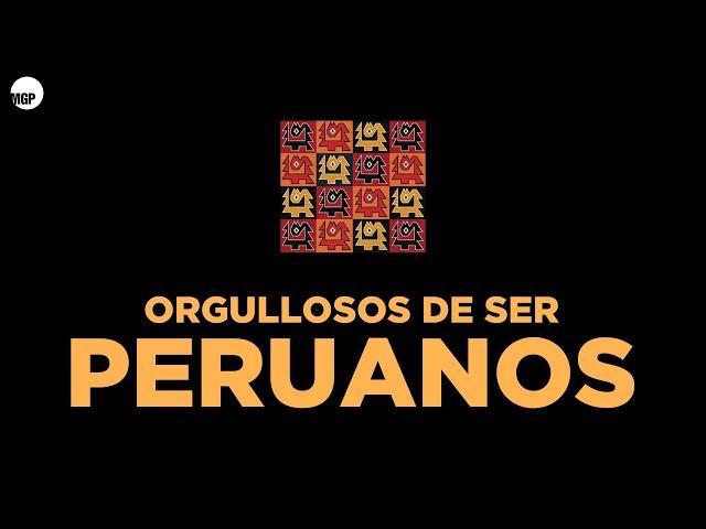 Orgullosos De Ser Peruanos (Full Album)