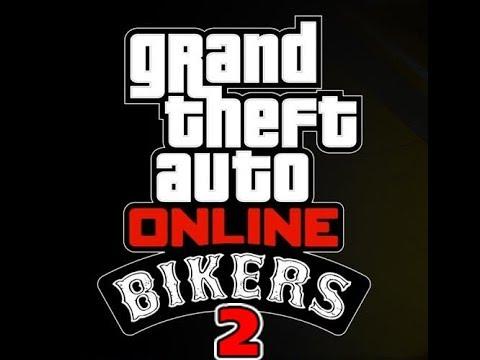 GTA Bikers 2 DLC II BIKERS UNITE 2 II