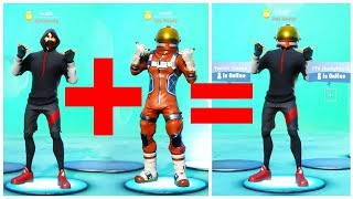 How To MERGE Skins Using This NEW Fortnite Glitch