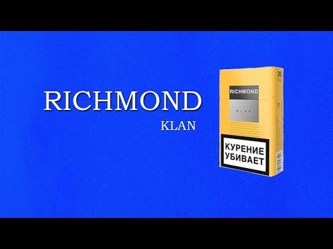 Обзор сигарет Richmond KLAN (18+)