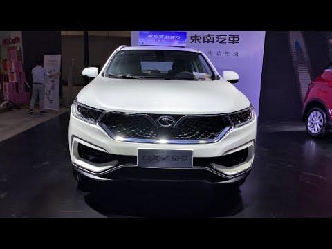 Download 2021 Soueast DX7 Walkaround—China Auto Show—2021款东南DX7星跃,外观与内饰实拍