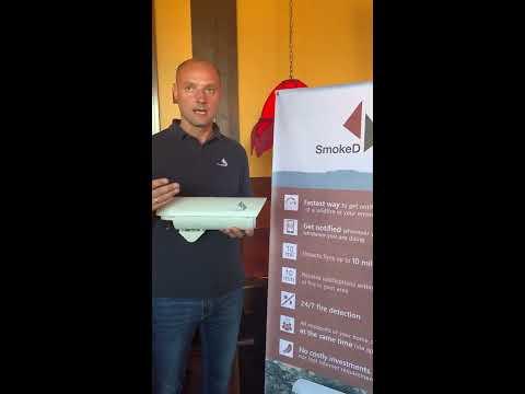 SmokeD Meeting Sponsor