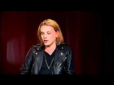 Jamie Campbell Bower interview AP