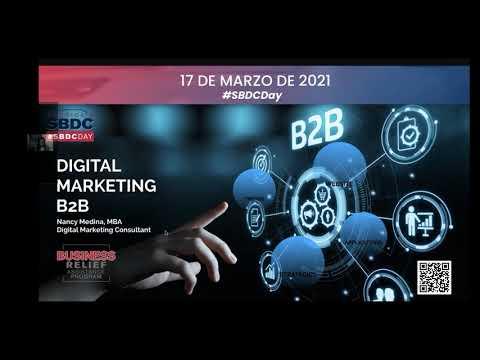 Mercadeo Digital B2B
