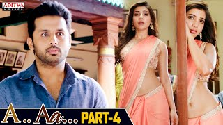 A AA Hindi Dubbed Movie Part 4 | Nithiin, Samantha, Anupama Parameshwaran | Trivikram