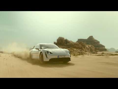 """Porsche x Star Wars: """"Kick Up Dust"""""""