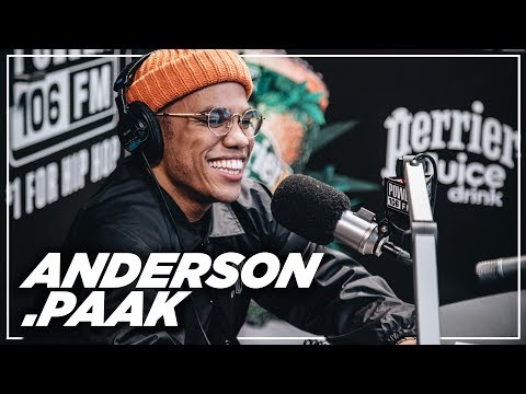 Anderson .Paak talks 'Oxnard', Working w/ Dr. Dre, Mac Miller Tribute & More