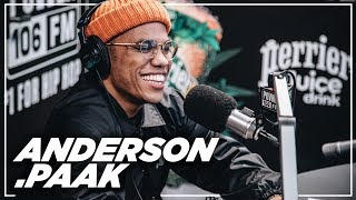 Anderson .Paak talks #39Oxnard#39, Working w Dr. Dre, Mac Miller Tribute amp More