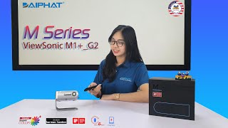ViewSonic M1+_G2   Máy chiếu d…