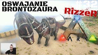 Gambar cover ARK Survival evolved PL - Brontozaur i obalenie teorii głodzenia! #12
