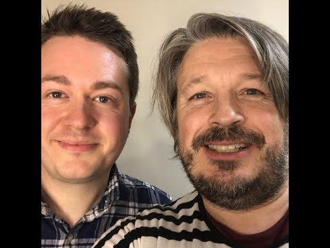Johann Hari - Richard Herring's Leicester Square Theatre Podcast #161