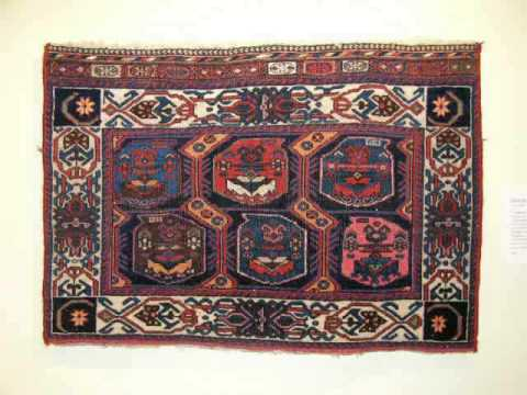 Tribal bags of South Persia