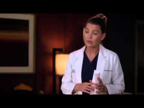Grey's Anatomy 12x03 Meredith e la Bailey - YouTube