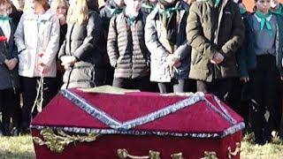 Солдата Великой Отечественной войны перезахоронили на Кубани