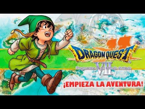 [3DS] Dragon Quest VII - Ep. 1: ¡Empezamos la aventura! - ESPAÑOL