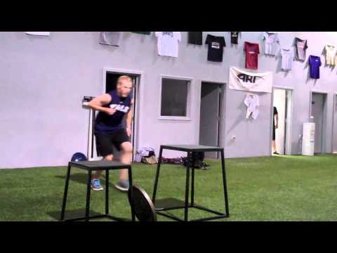 Sled sprints at Ranfone Training Systems, Hamden CT from YouTube · Duration:  11 seconds