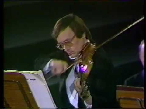 Krzysztof Meyer - Koncert skrzypcowy op. 12, Roman Lasocki, WOSPRiTV, Antoni Wit