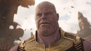 Мстители: Война бесконечности - Русский Трейлер (2018) | MTHD