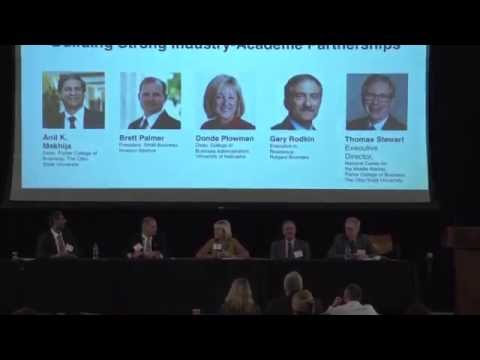 Building Strong Industry-Academe Partnerships (Full Session)